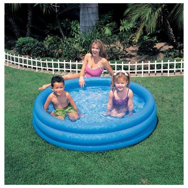 Intex gonflable famille outdoor natation pataugeoire play for Piscine dinosaure