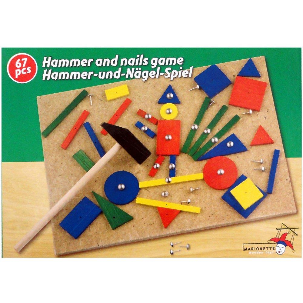 Hammer Game Toy : Email a friend