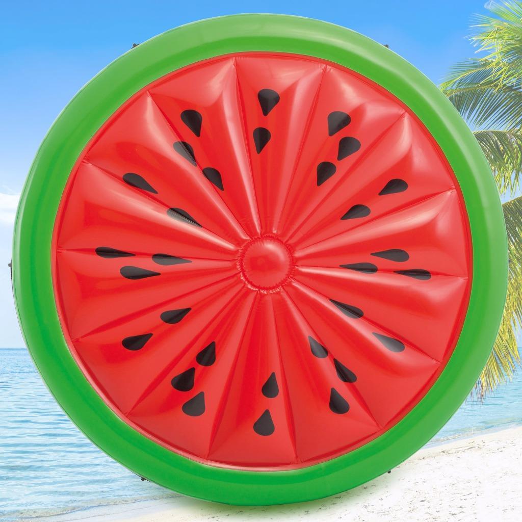 Intex hinchable sand a tumbona piscina flotar playa 2 for Colchonetas piscina