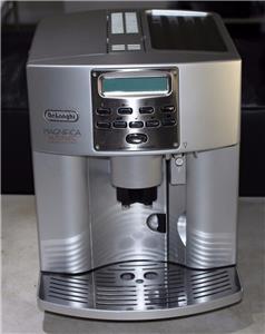 DeLonghi ESAM3500S Magnifica Digital Super-Automatic Espresso/Coffee Machine eBay