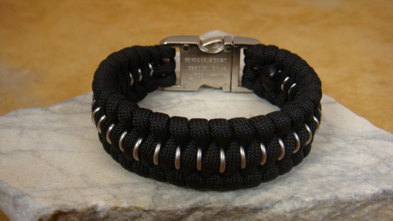 Trilobite Tactical Paracord Survival Bracelet Armored Trilobite