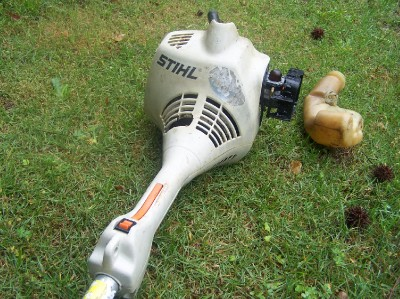 stihl weedeater fs 45 manual