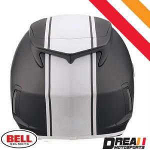 BELL STAR RALLY MATTE BLACK FULL FACE MOTORCYCLE HELMET DOT SNELL