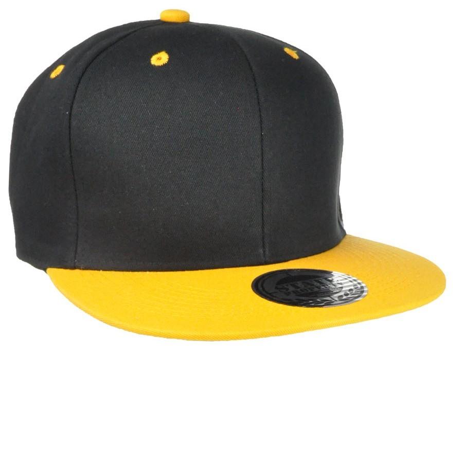 uk seller plain snap back baseball flat cap hip hop hat. Black Bedroom Furniture Sets. Home Design Ideas