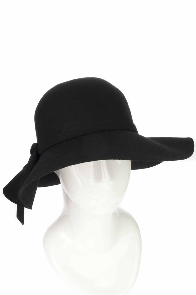Classic Wide Brim Women Hat Cloche Style for Ladies Various Colours