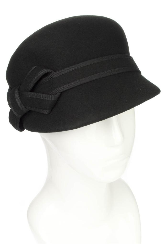 Classic Wide Brim Women Hat Cloche Style for Ladies Various Colours