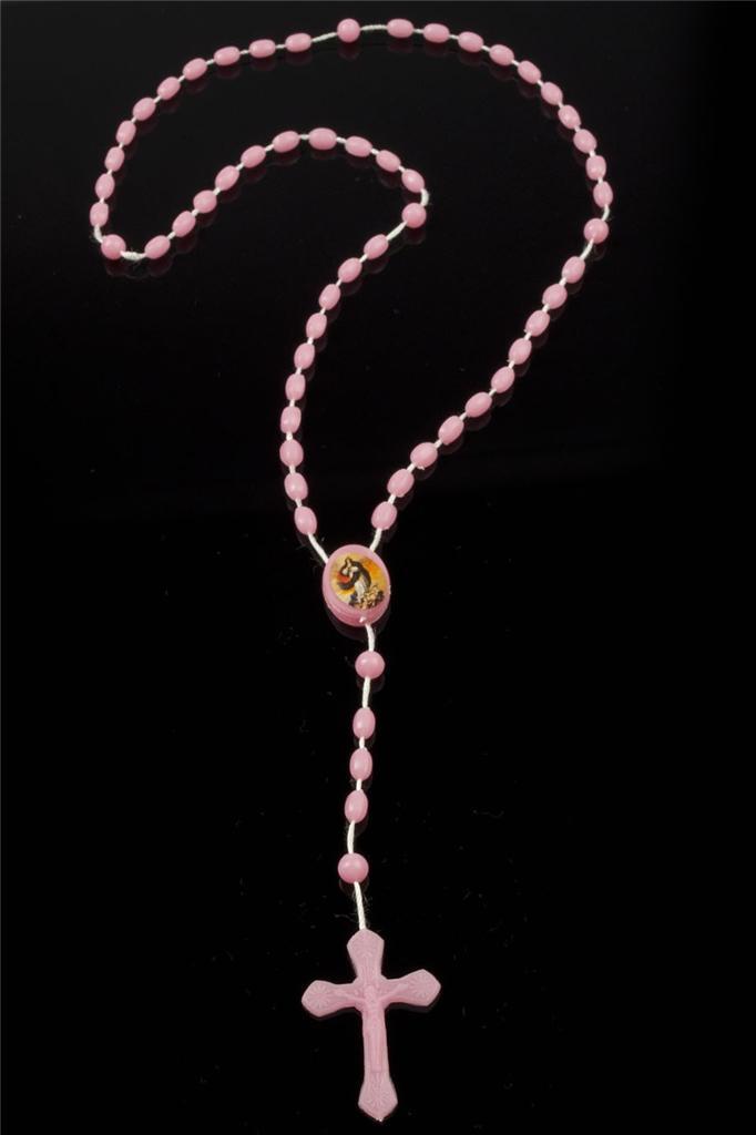 Jesus-Crucifix-Saints-Cross-Necklace-Rosary-Beads-Necklace