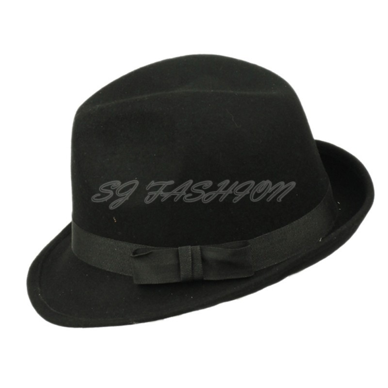 mens trilby found in: Abaka Fedora Hat, Johnny Straw Fedora Hat, Briar Wool Felt Fedora Hat, Temple Fur Felt Fedora Hat, Summer C-Crown Toyo Straw.