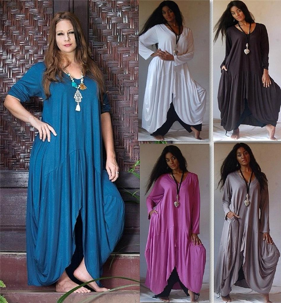Long Tunic Dresses