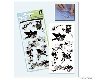Clear Stamps & Acc