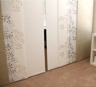 new ikea anno inez white fabric curtain window panel kvartal system room divider ebay. Black Bedroom Furniture Sets. Home Design Ideas