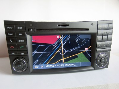Mercedes comand ntg2 v14 for Mercedes benz navigation update