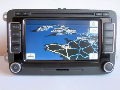 2017 Map V14 Seat RNS 510 H11 SW5230 Navigation Leon