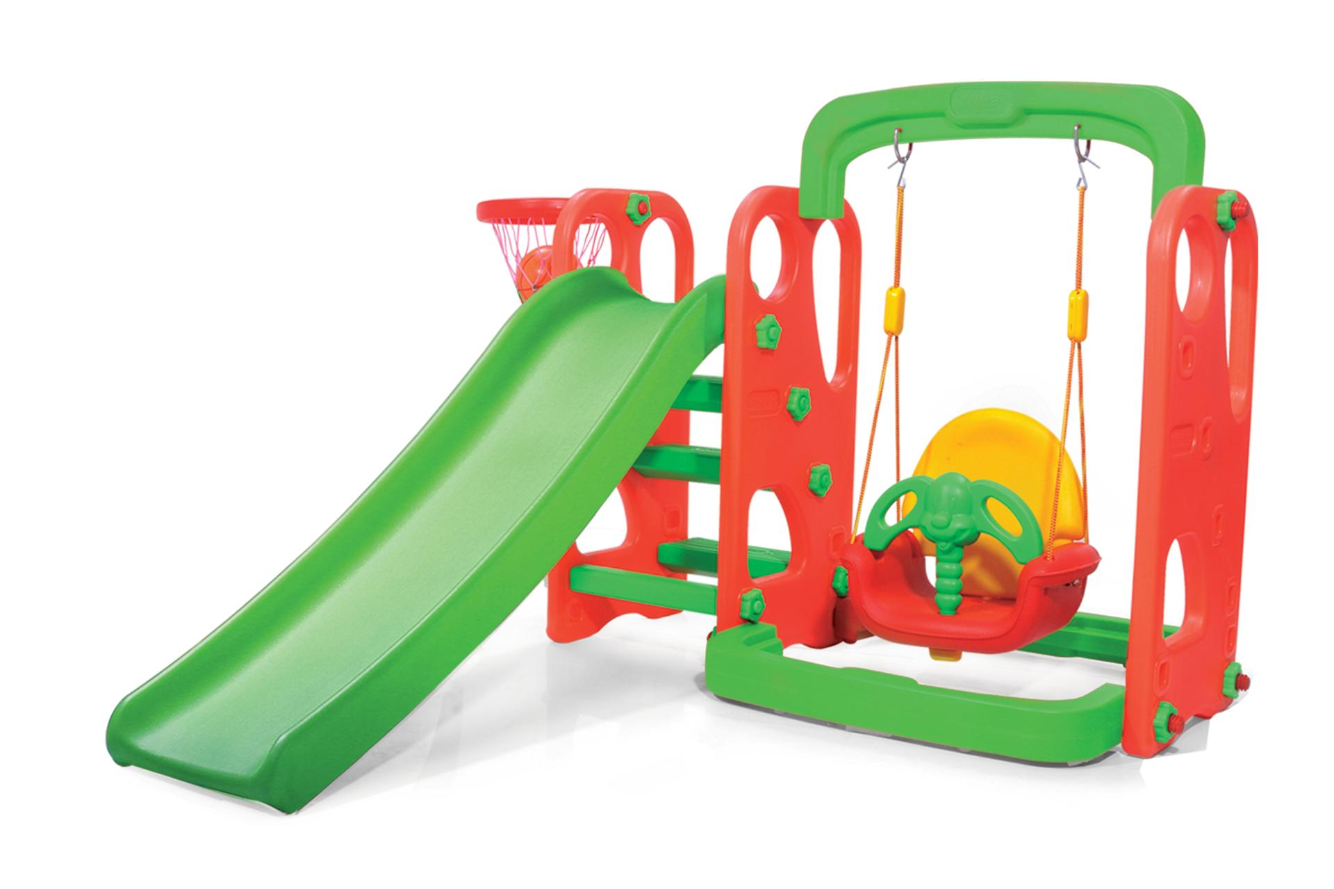 BRAND-NEW-CHILD-INDOOR-OUTDOOR-SLIDE-and-SWING-SET-RRP-299