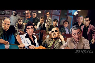 eisensteinís montage and goodfellas essay Was goodfellas the last truly great mobster film  then came goodfellas: a  story of a mafia hanger-on, a wise guy who hustled drugs and.