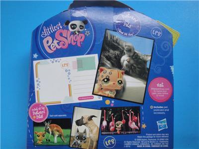Lps Persian Cat Postcard Pet