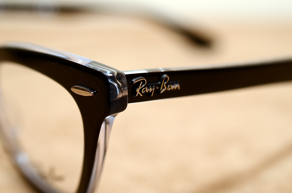 black on black ray bans  ray ban 5226 2034