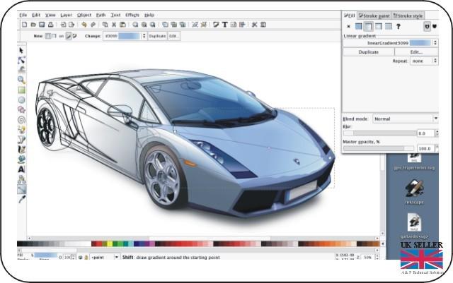 Photo Editing Design Software Alternative Photoshop Ebay