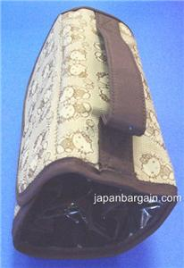 Sanrio Hello Kitty Cosmetic Zipper Bag 4 Pockets #22403