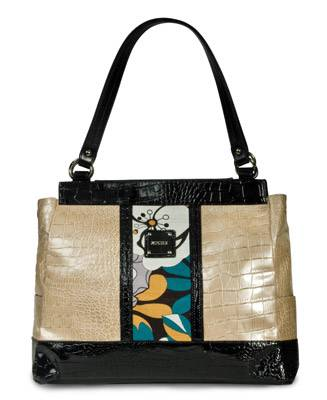 BNEW-STUNNING-MICHE-BAG-TOTE-SHELL-LYNETTE-GREAT-GIFT