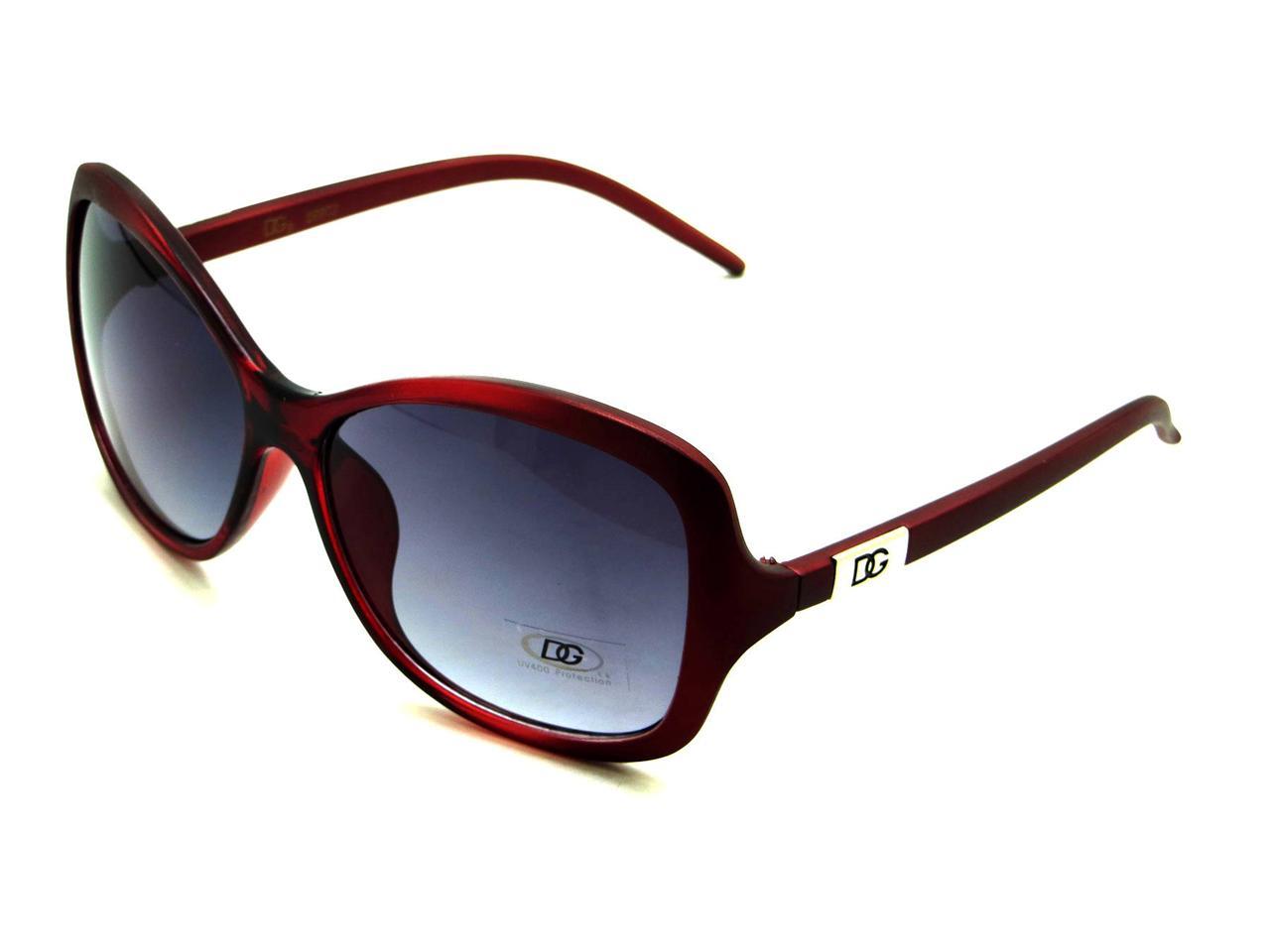 NEW DG Women Designer Modern Vintage Large Oversized Cat Eye Cool Sunglasses 126