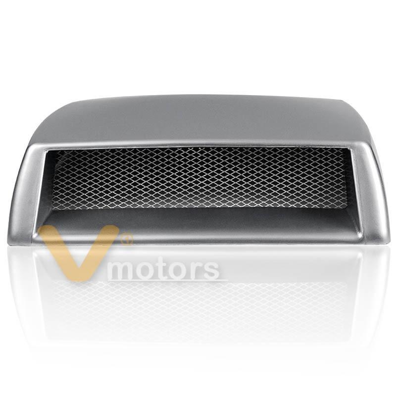 Roof Air Intake : Universal bonnet hood roof turbo air flow intake vent
