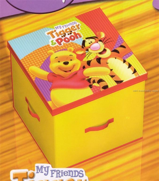Winnie the pooh toy storage
