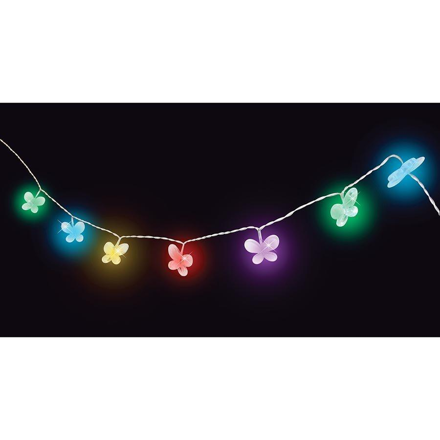 NEW IS Gift Butterfly String Fairy Lights LED Multicolour eBay