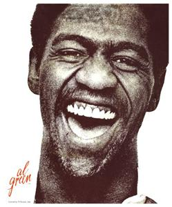 Al Green POSTER **AMAZING VERY LARGE IMAGE** Soul R&B Stax ...