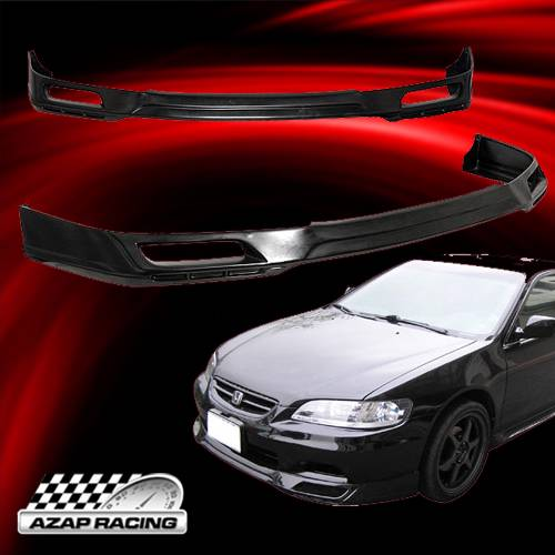 98 Honda Accord Coupe For Sale: 98 99 00 01 02 Poly-Urethane Front Bumper Lip Spoiler For