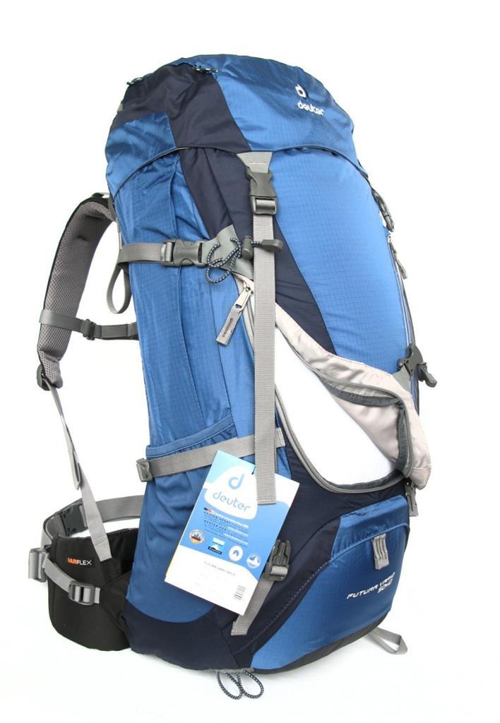 deuter pro trekking hiking backpack futura vario 50 10 ebay. Black Bedroom Furniture Sets. Home Design Ideas