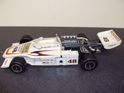 Jim Beam Race Car Decanter