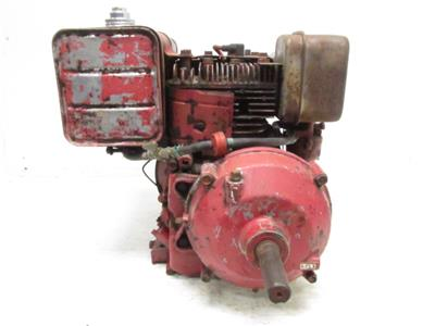 Briggs stratton 8 hp i c gas engine w gear reduction for 1 4 hp gear reduction motor