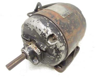 Good Vintage 1 2 Hp Peerless Electric Motor 1725 Rpm 1