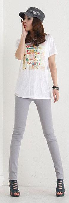 Women-Slim-Fit-Premium-Skinny-Trousers-Jeans-Jeggings-Zipper-Pants-Multi-Colors