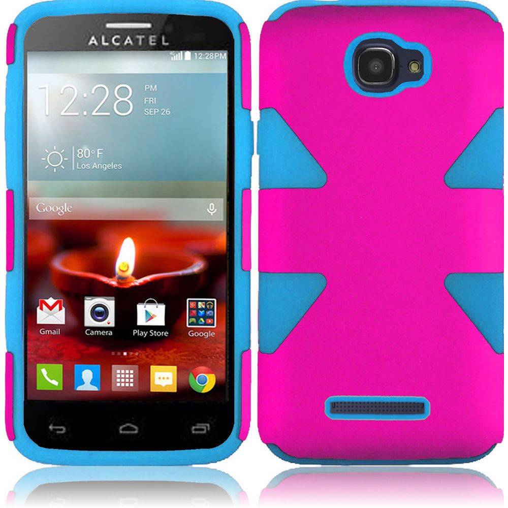 Details about For Alcatel One Touch Fierce 2 7040T Hybrid Dynamic ...