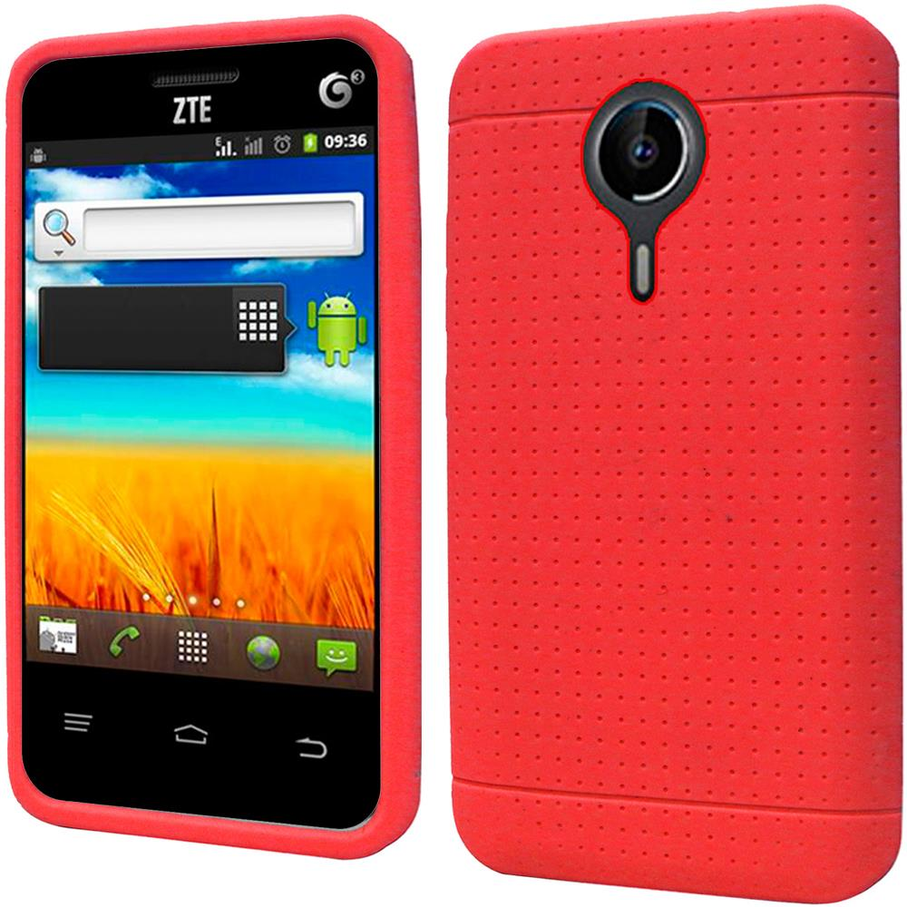 For Zte N817 Soft Silicone Skin Cover Case Ebay