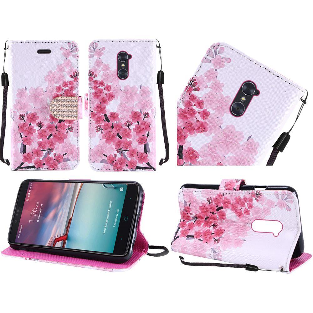 also saved zte zmax pro z981 wallet case Graves Android