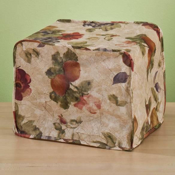 Antique Fruit Fleece Backed Small Appliance Covers Ebay