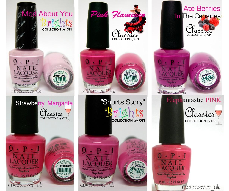 Opi Nail Polish Pink Shades | Nails Gallery
