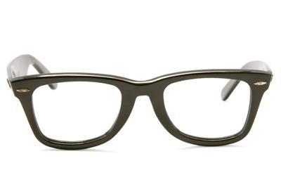 Vintage RAY BAN Wayfarer II Eyeglasses Made IN USA BY ...