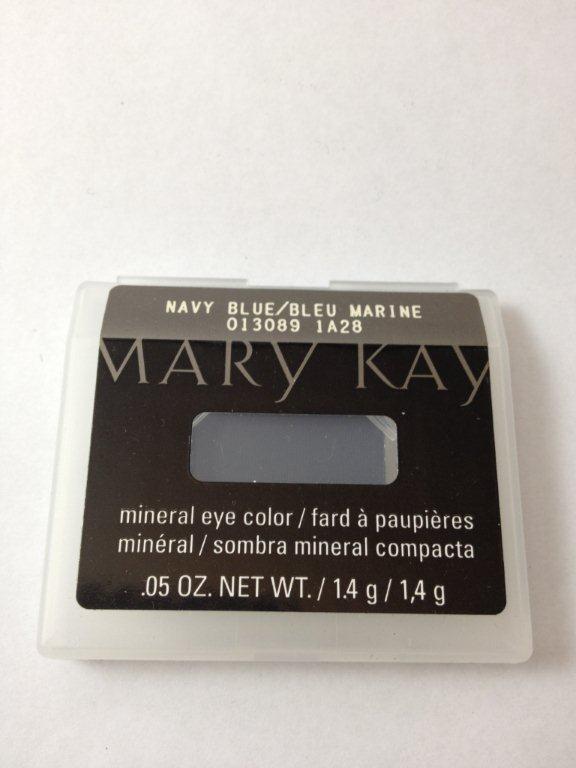 Mary-Kay-Mineral-Eye-Colour-Eyeshadow-NAVY-BLUE-NEW