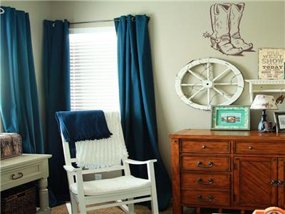 Wall Art Decal Sticker Boy Girl Bedroom Western Nursery Decor EBay