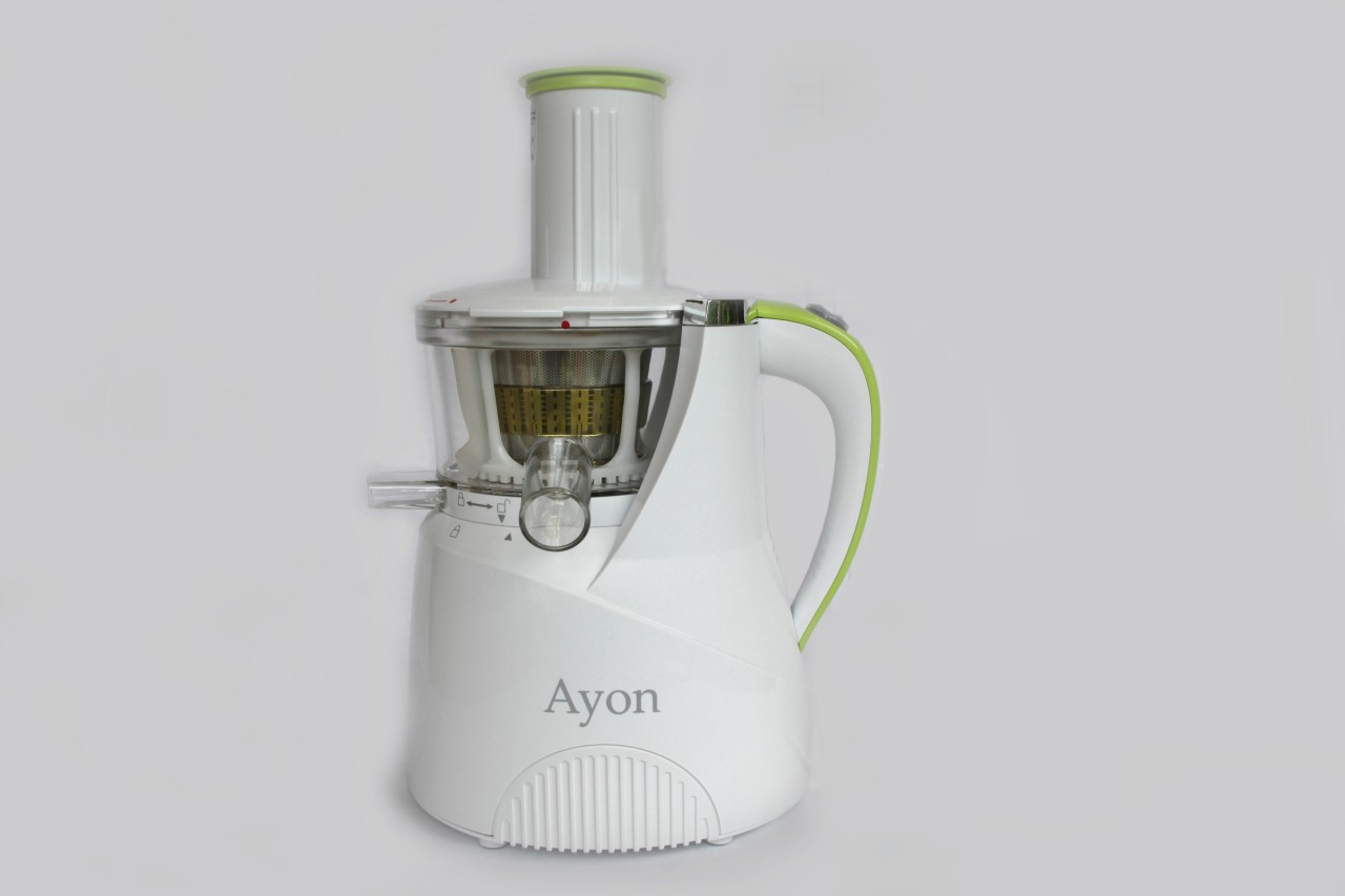 Ayon Slow Juicer Cold Press Review : Ayon Cold Press Slow Juicer for Healthy Fruit & veg Juice eBay