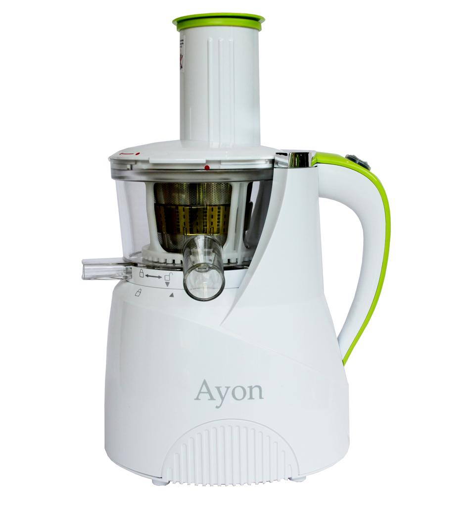 Slow Cold Press Living Juicer Extractor : Ayon Slow Juicer Cold Press Fruit vegetable Juice Citrus ...