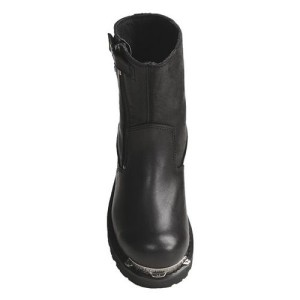 HARLEY DAVIDSON WOMEN DANI LEATHER BOOTS   NEW IN BOX. AMAZING DEAL