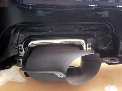 2011 escalade rear bumper with dual exhaust autos post for Luke fruia motors inventory