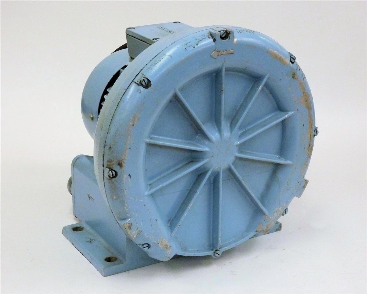 Miniature Regenerative Blowers : Siemens hp regenerative blower ch u v ph