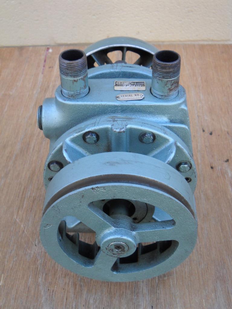Gast 3040 V115a Rotary Vane Air Compressor Vacuum Pump