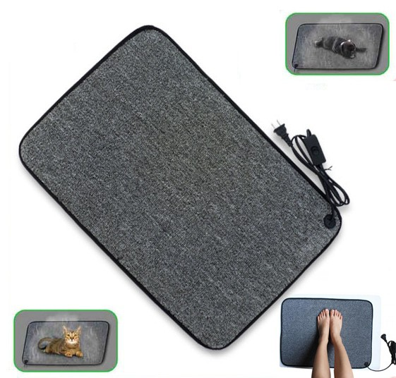 electric foot warmer heating mat warmer floor pad for home office use